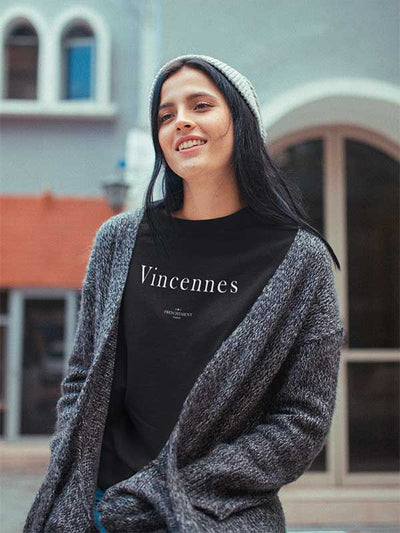 Vincennes | Sweat Unisexe Frenchement Bio