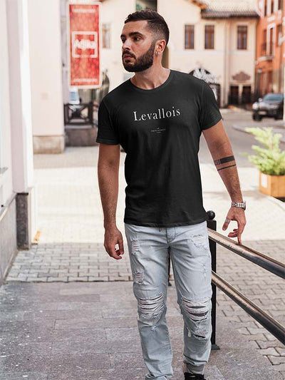 Levallois | T-shirt Homme Frenchement Bio