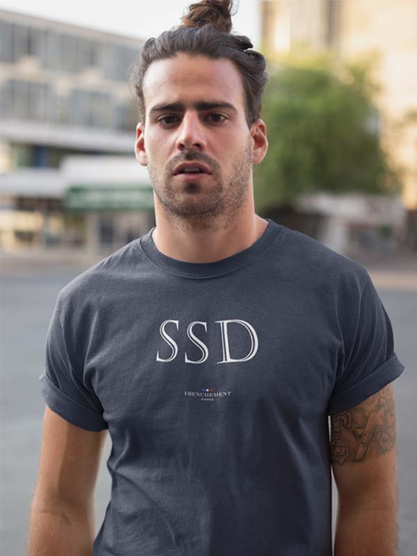 Strasbourg Saint-Denis | T-shirt Homme Frenchement Bio