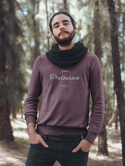 Toulousain | Sweat Unisexe Frenchement Bio