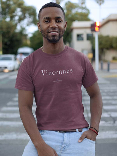 Vincennes | T-shirt Homme Frenchement Bio