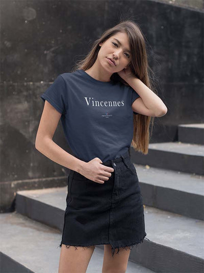 Vincennes | T-shirt Femme Frenchement Bio