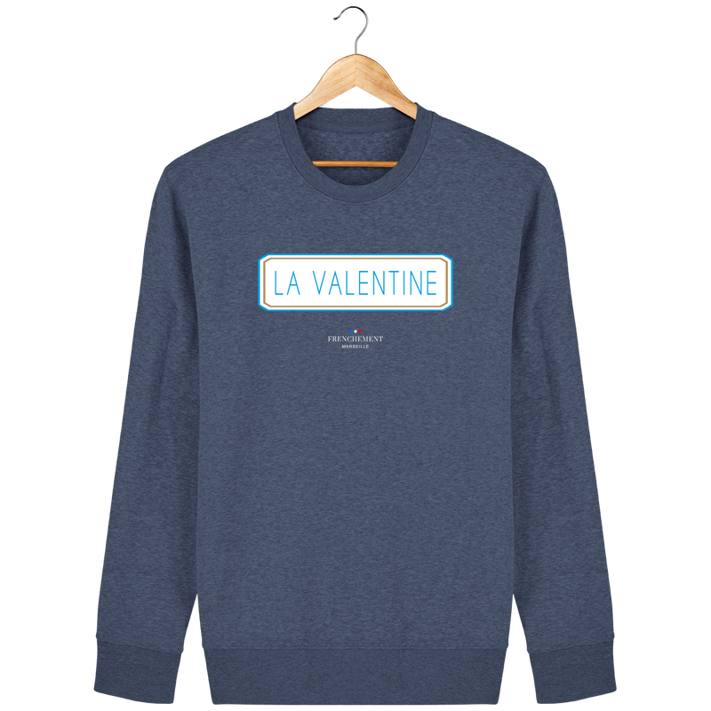LA VALENTINE | SWEAT UNISEXE BIO - Frenchement