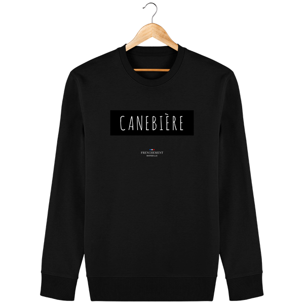 CANEBIÈRE | SWEAT UNISEXE BIO - Frenchement