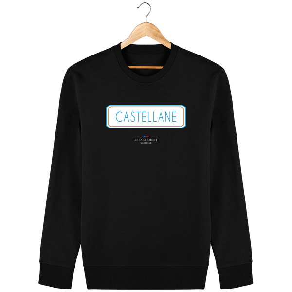 CASTELLANE | SWEAT UNISEXE BIO - Frenchement