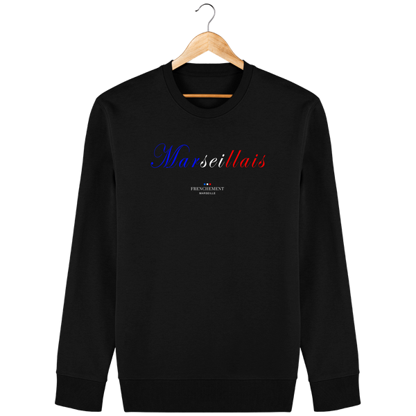 MARSEILLAIS | SWEAT UNISEXE BIO - Frenchement