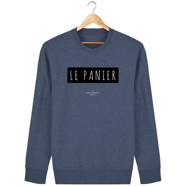 LE PANIER | SWEAT UNISEXE BIO - Frenchement