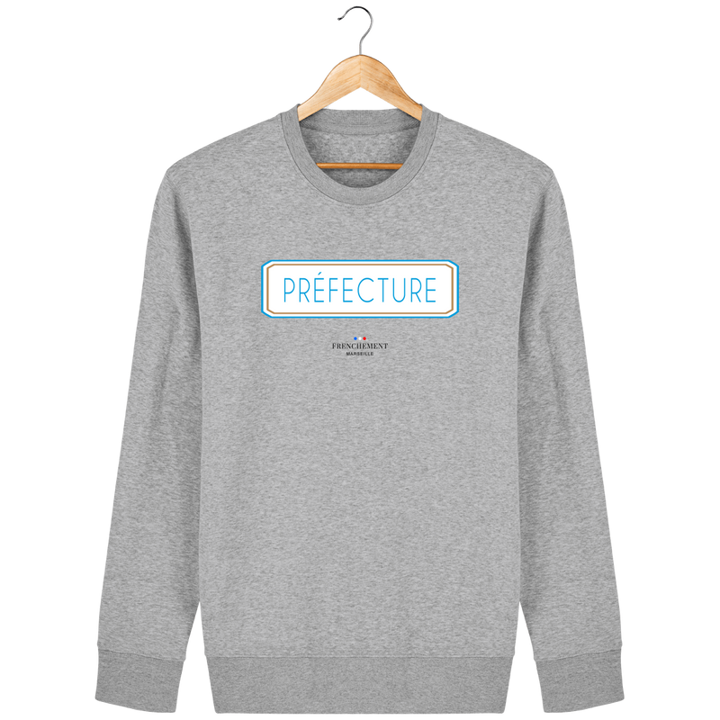 PRÉFECTURE | SWEAT UNISEXE BIO - Frenchement
