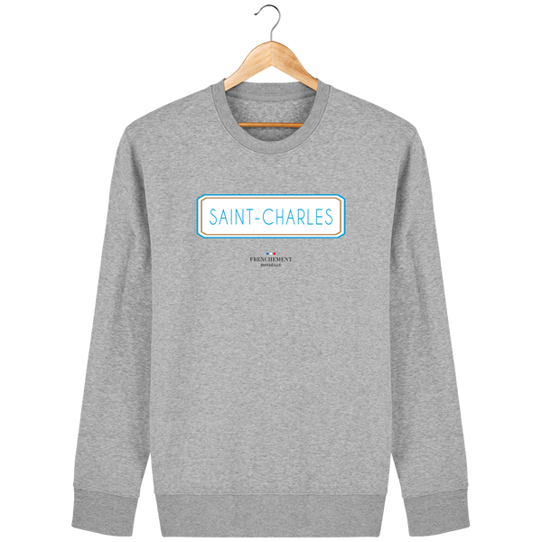SAINT-CHARLES | SWEAT UNISEXE BIO - Frenchement
