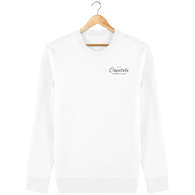 MINI CAPITOLE | SWEAT UNISEXE BIO - Frenchement