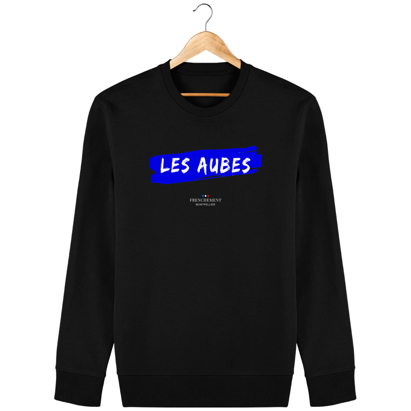 LES AUBES | SWEAT UNISEXE BIO - Frenchement