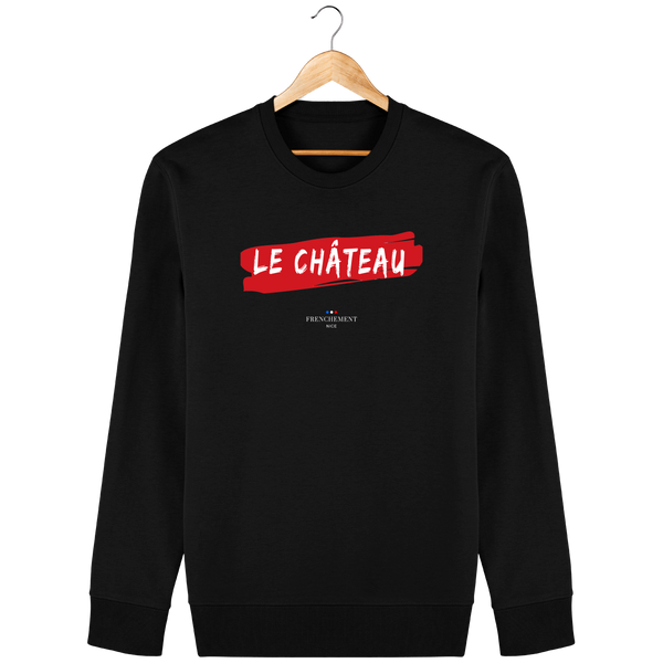 LE CHÂTEAU | SWEAT UNISEXE BIO - Frenchement