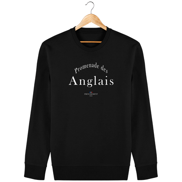 PROMENADE DES ANGLAIS | SWEAT UNISEXE BIO - Frenchement