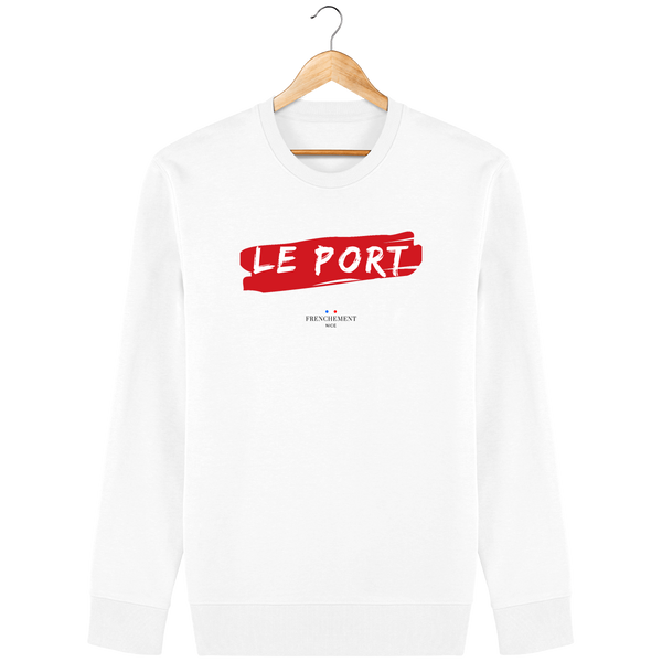 LE PORT | SWEAT UNISEXE BIO - Frenchement