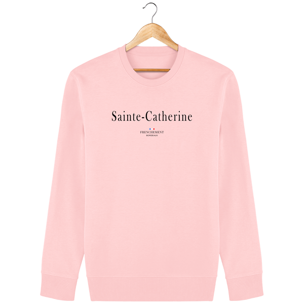Sainte-Catherine | Sweat Unisexe Frenchement Bio