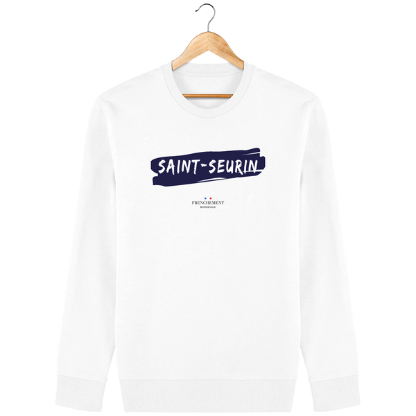 Saint-Seurin | Sweat Unisexe Frenchement Bio