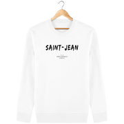 Saint-Jean | Sweat Unisexe Frenchement Bio