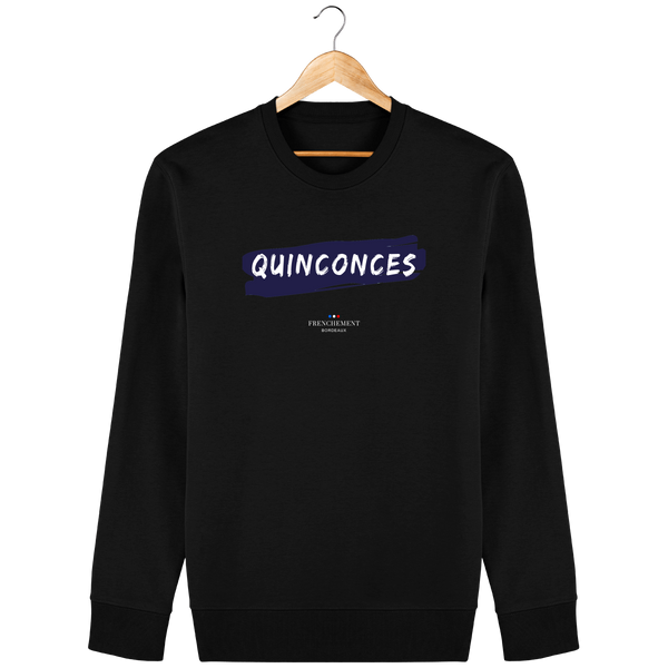 Quinconces | Sweat Unisexe Frenchement Bio