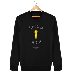 PLACE DE LA VICTOIRE | SWEAT UNISEXE BIO - Frenchement