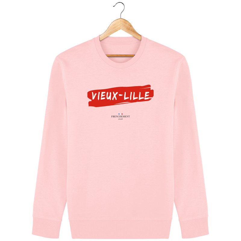 Vieux-Lille | Sweat Unisexe Frenchement Bio