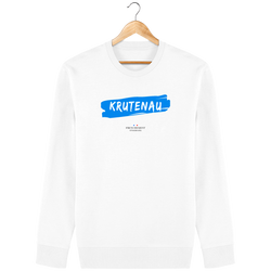 KRUTENAU | SWEAT UNISEXE BIO - Frenchement