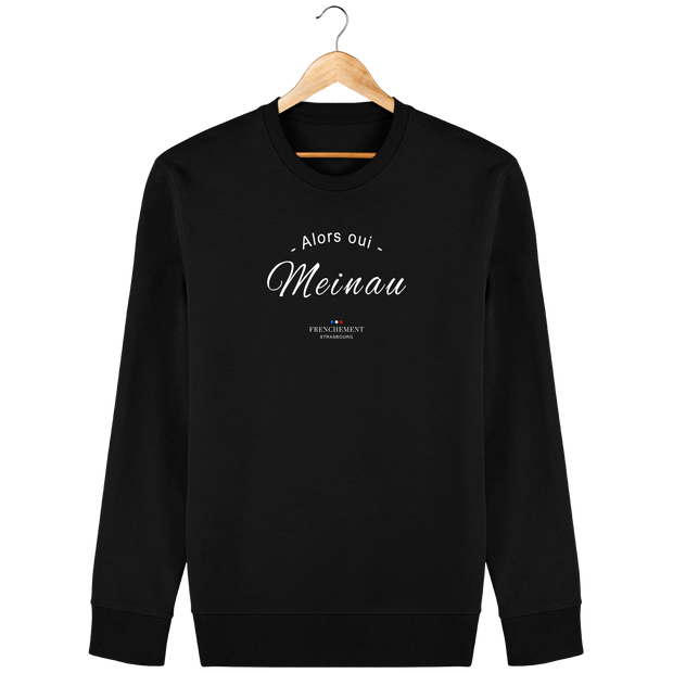 MEINAU | SWEAT UNISEXE BIO - Frenchement