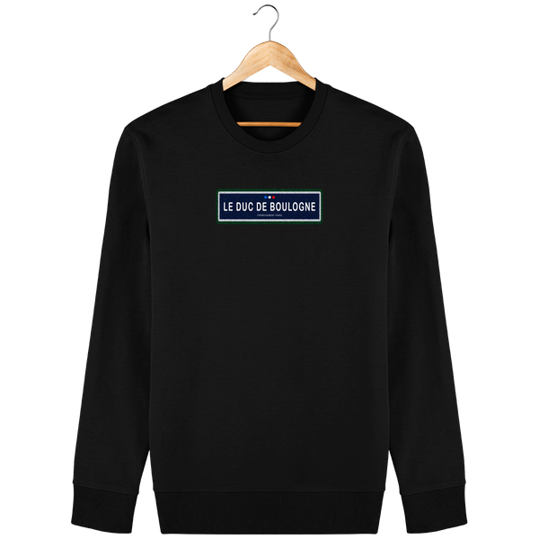 Le Duc de Boulogne | Sweat Unisexe Frenchement Bio