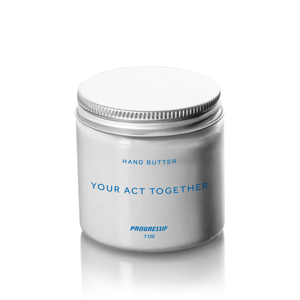 Your Act Together Progressif Hand Butter