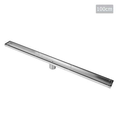 1000mm Stainless Steel Insert Shower Grate - Factory To Home - Home & Garden