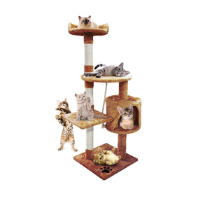 1.1M Cat Scratching Tower - Factory To Home -