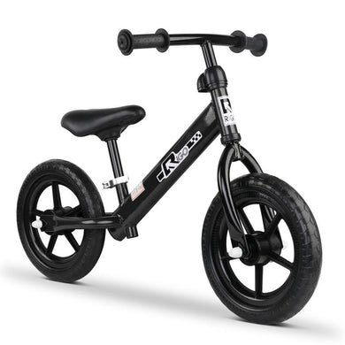 12 Inch Kids Balance Bike - Black - Factory To Home - Baby & Kids
