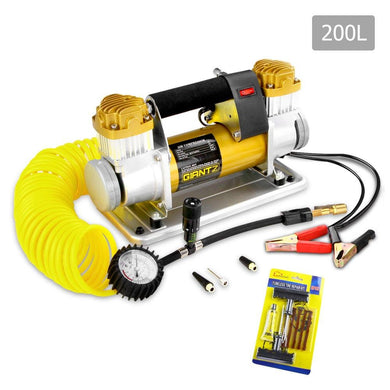12V Portable Air Compressor - Factory To Home - Tools