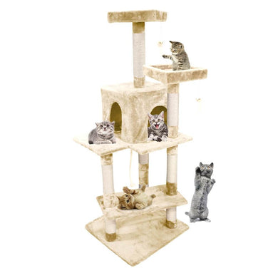 1.45M Cat Scratching Post - Factory To Home -