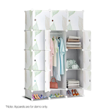 15 Cube Wardrobe - Factory To Home - Home & Garden