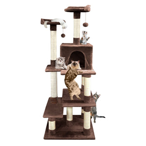 1.7M Cat Scratching Tree - Factory To Home -