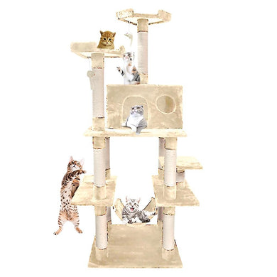 1.83M Cat Scratching Post - Factory To Home -