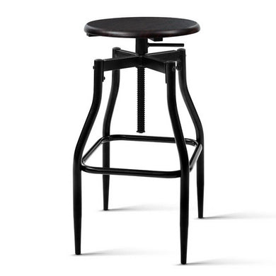 2 x Vintage Kitchen Bar Stools - Retro - Factory To Home - Furniture