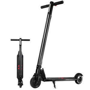 250W Portable Electric Carbon Fiber Scooter - Factory To Home - Sports & Fitness