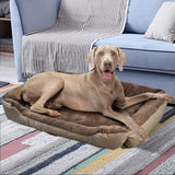 2X Large Cream Winter Pet Bed - Factory To Home -