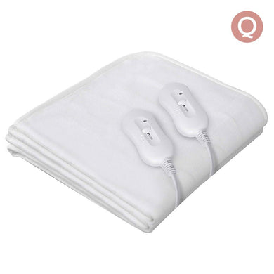 3 Setting Fully Fitted Electric Blanket - Queen - Factory To Home - Home & Garden