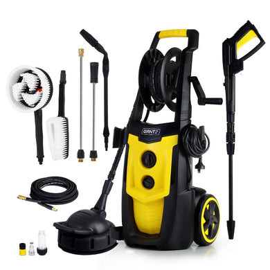 3800PSI High Pressure Washer Steel - Factory To Home - Tools