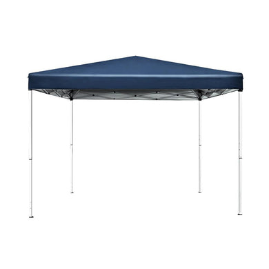 3x3m Pop Up Gazebo - Blue - Factory To Home - Home & Garden