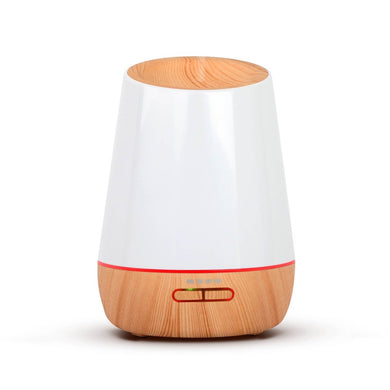 4 in 1 Ultrasonic Aroma Diffuser 500ml - Light Wood - Factory To Home - Appliances