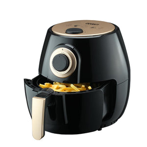 4L Oil Free Air Fryer - Black - Factory To Home - Appliances