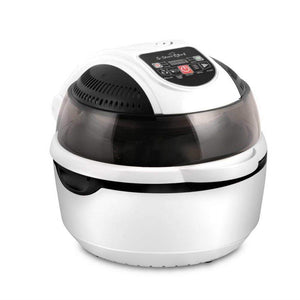 5 Star Chef 10L 6 Function Convection Air Fryer- White - Factory To Home - Appliances