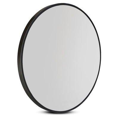 80cm Frameless Round Wall Mirror - Factory To Home - Furniture