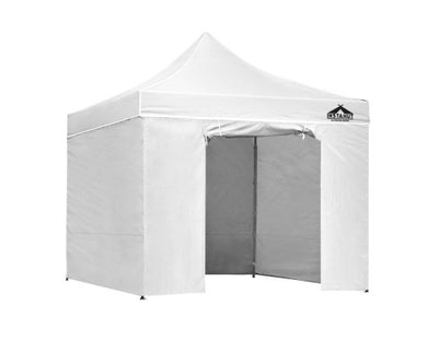 Aluminium Pop Up - 3x3m White