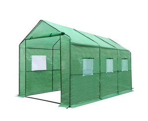 Walk In Greenhouse 3.5 x 2m