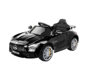 Kids Ride On Car Mercedes AMG GT R - 12V Black