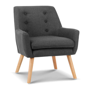 Armchair Tub Single Dining Chair - Factory To Home - Furniture